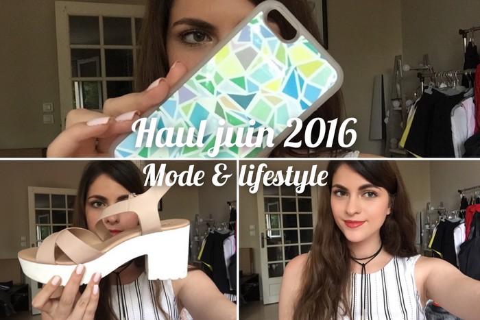 haul mode juin 2016 yt
