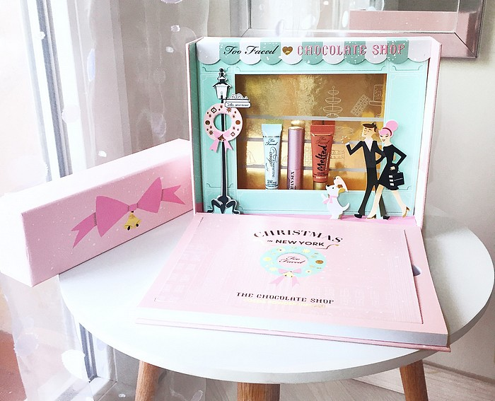 Chocolate Shop palette Noel 2016 Too Faced 3