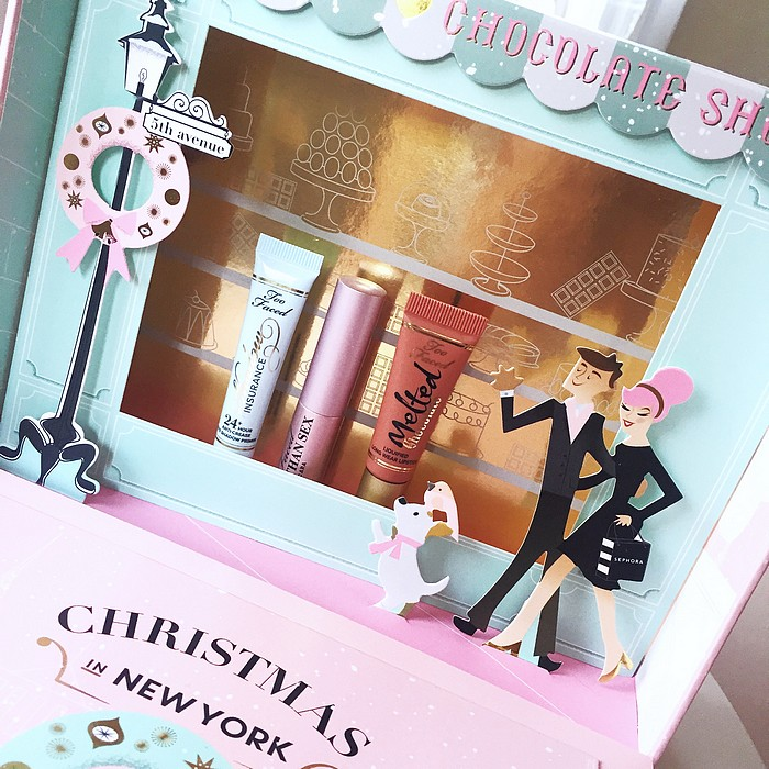 Chocolate Shop palette Noel 2016 Too Faced 6
