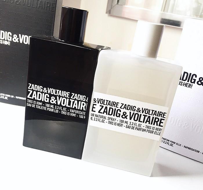 Zadig et Voltaire tendance clémence blog beauté