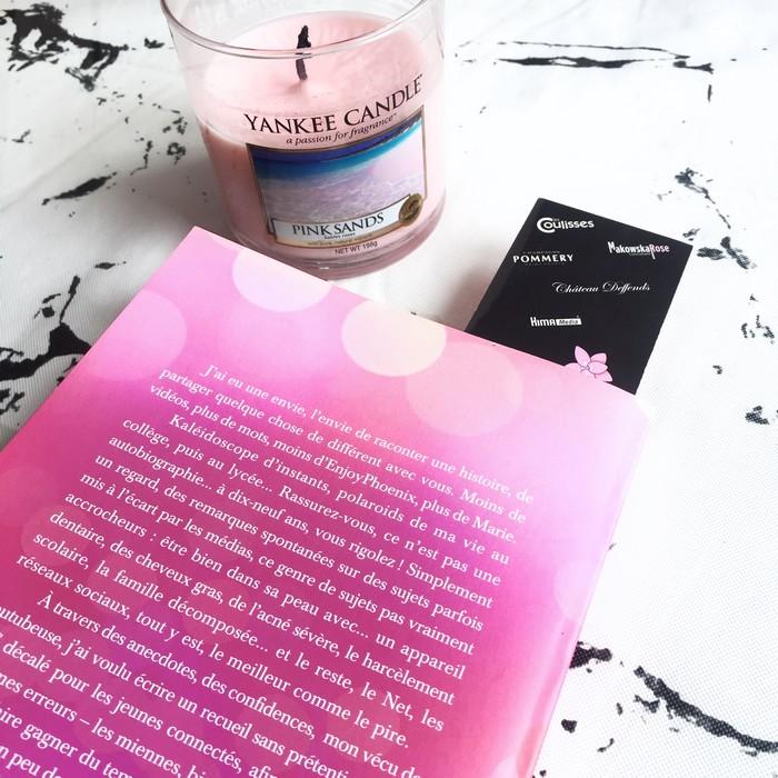 Livre Enjoy Marie 3