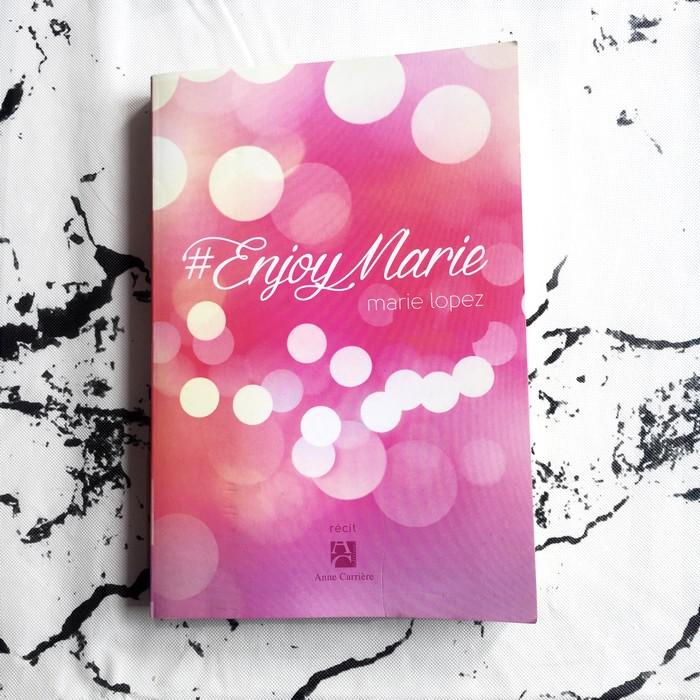 Livre Enjoy Marie 5