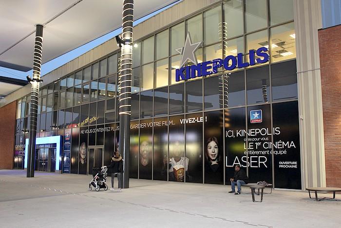 Kinépolis centre commercial G La Galerie Espaces Fenouillet 6
