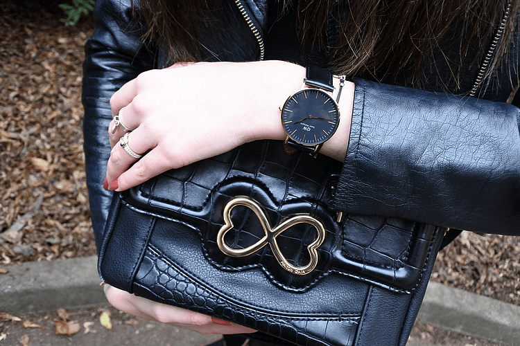 Look saint valentin rock montre