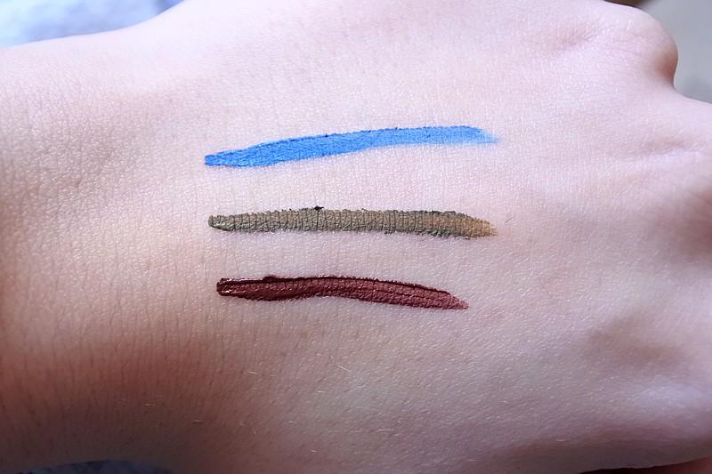 liner colorés