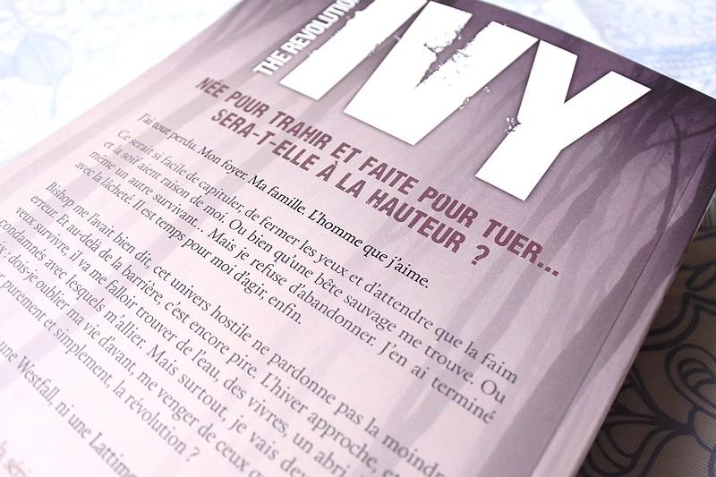 The book of Ivy de Amy Engel