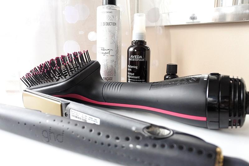 Coiffure • Brushing parfait en 10 minutes !