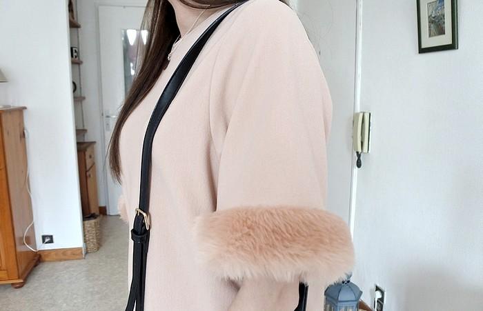 Look n°74 • Douceur & cuir tendance clemence