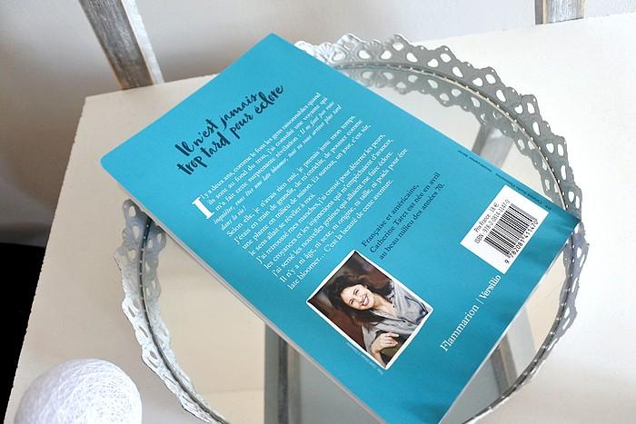 livre lecture carnet d'une late bloomer tendance clémence blog