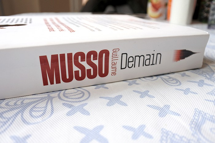 livre demain guillaume musso