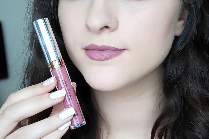 Liquid Lipstick Anastasia Beverly Hills tendance clémence blog