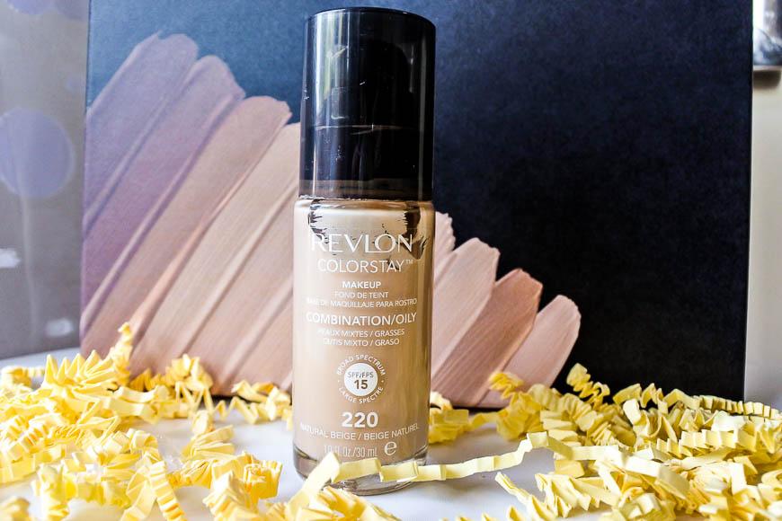 routine teint Revlon Colorstay tendance clémence blog beauté