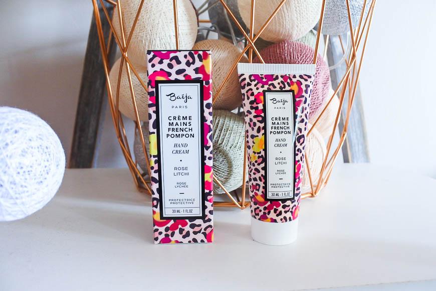 crèmes pour les mains Baija tendance clémence blog beauté toulouse