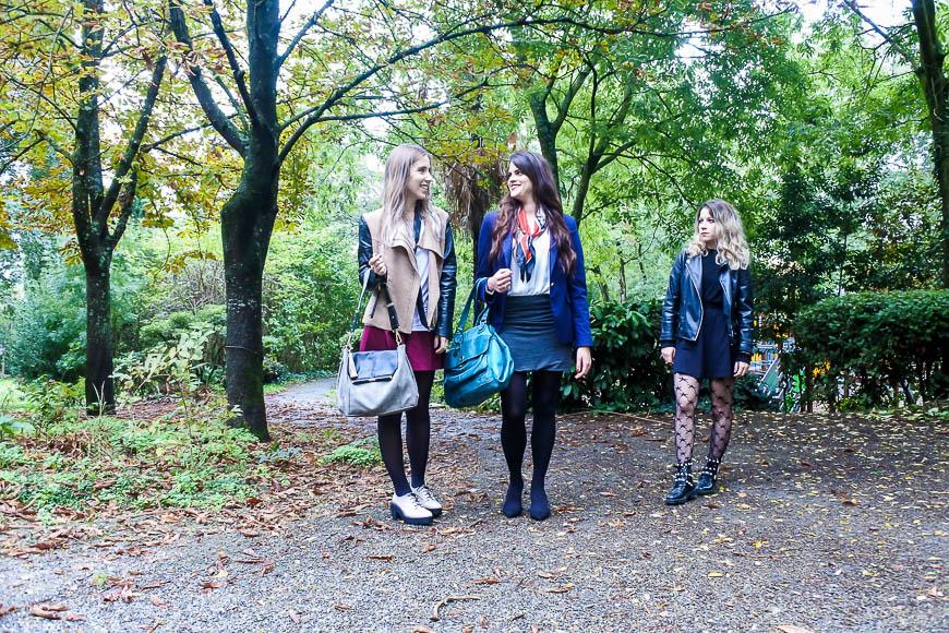 shooting gossip girl tendance clémence blog mode toulouse