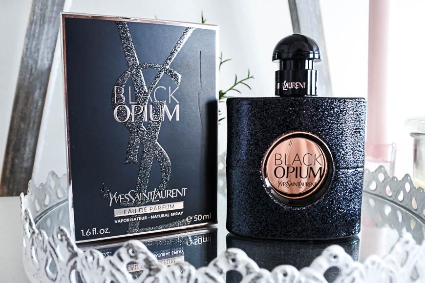 Black Opium de YSL, mon parfum préféré chez Tendance Parfums