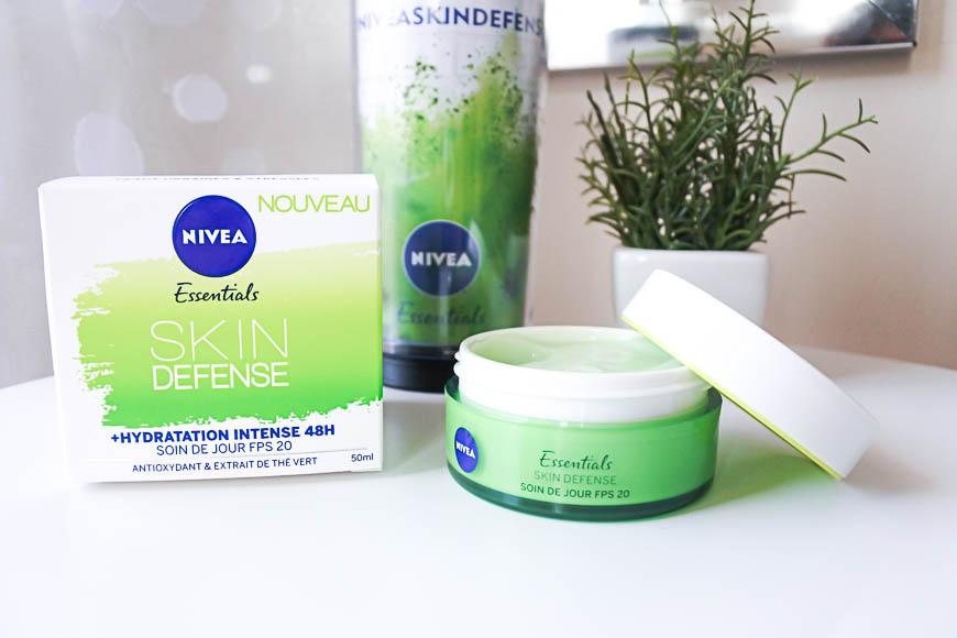 La gamme Skin Detox de Nivea