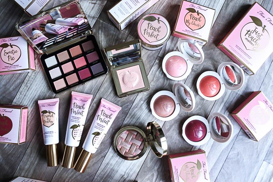Peach and Cream : la nouvelle collection gourmande de Too Faced