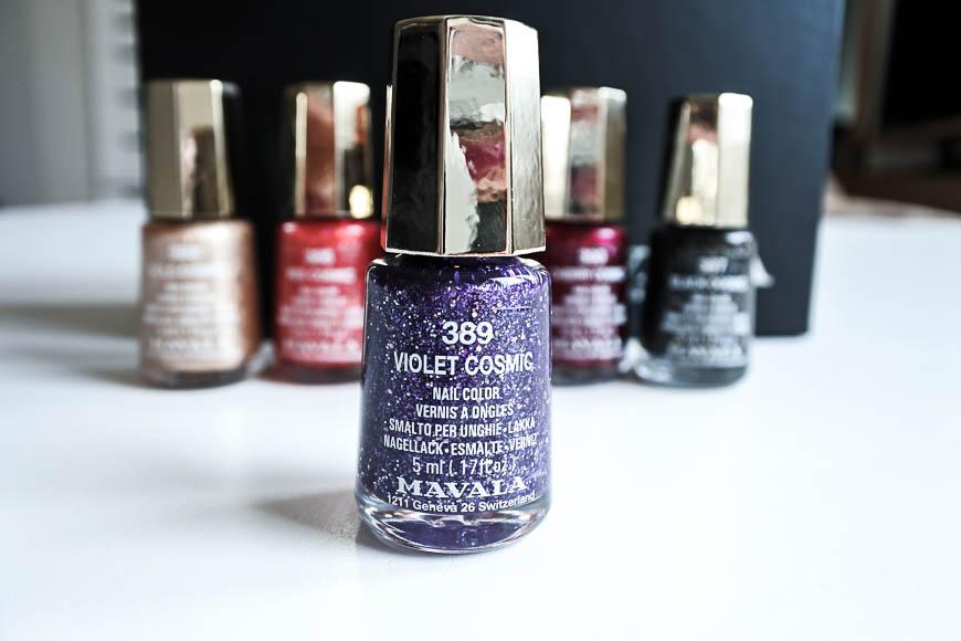 La Cosmic Collection de Mavala