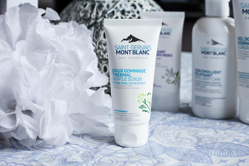 Une routine soin complète Saint-Gervais Mont-Blanc