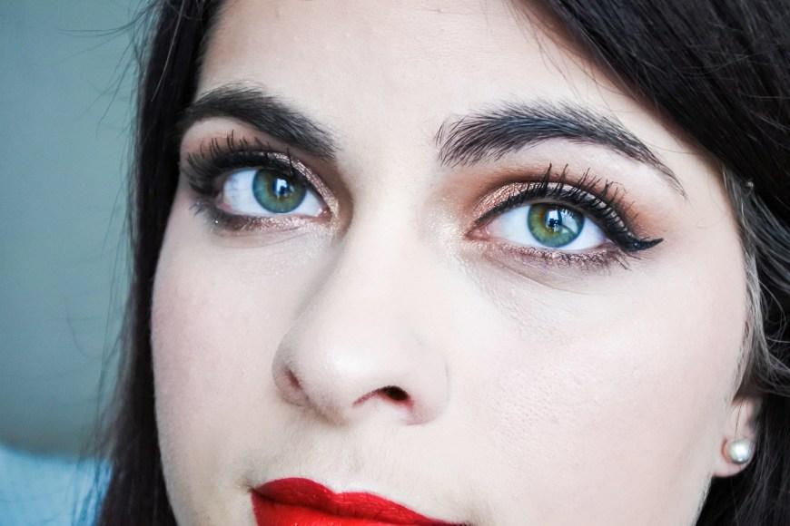 Tutoriel • Sexy Eyes for Valentine's Day