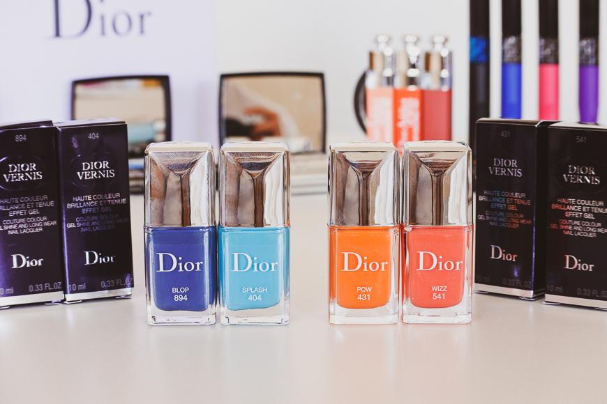 Summer Mood • Les nouveautés Dior Makeup (2018)