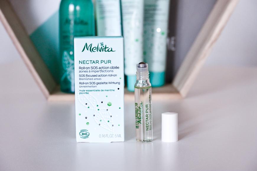 La gamme de soins bio Nectar Pur de Melvita