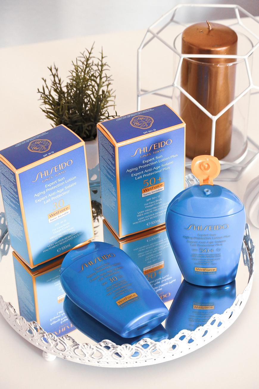5dfd27c1c0d93a Expert Sun   Protection solaire avec Shiseido   Revue beauté