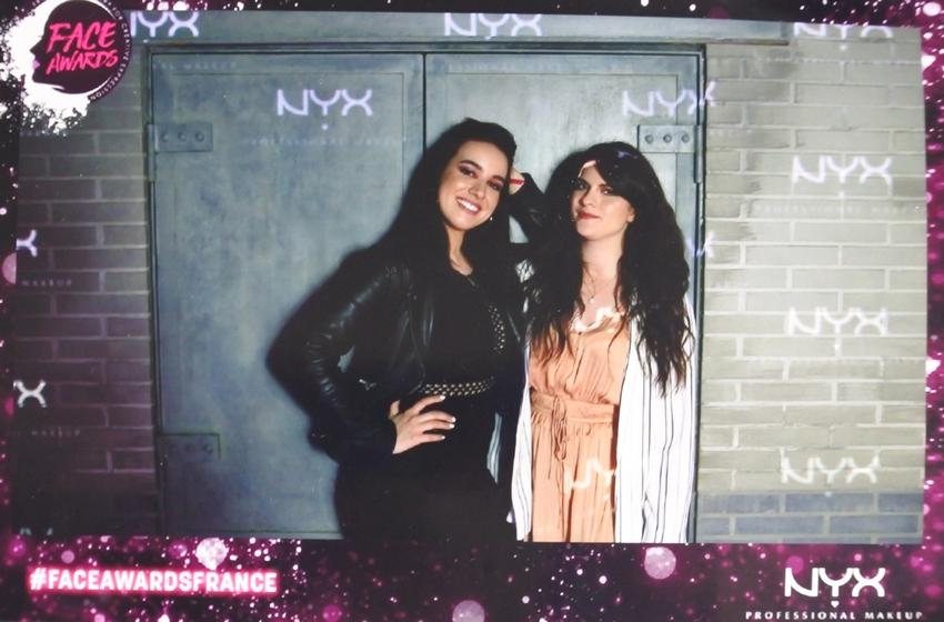 VLOG • Aux NYX Face Awards à Paris