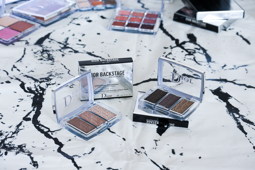 Dior Backstage : la nouvelle collection maquillage professionnel