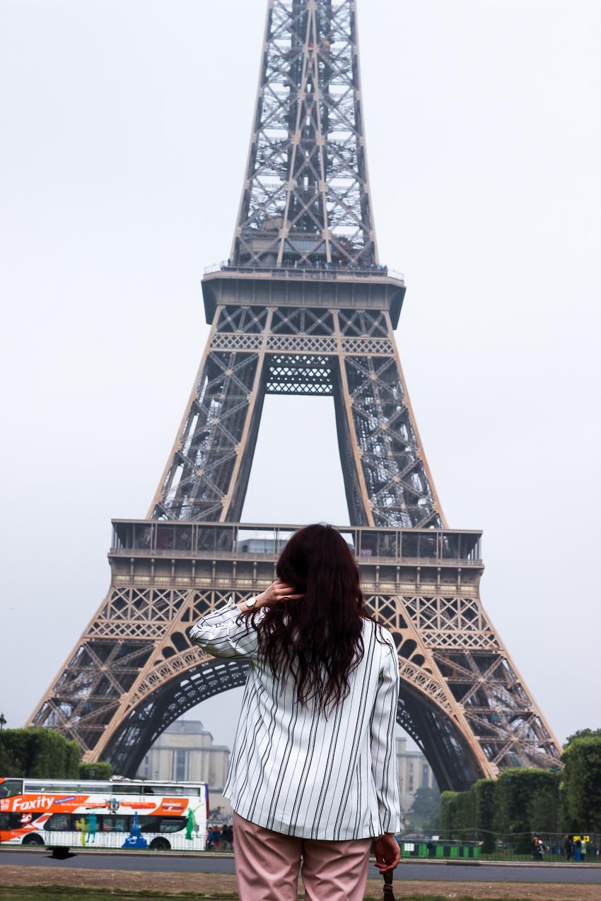 Look n°134 • Parisienne d'un jour