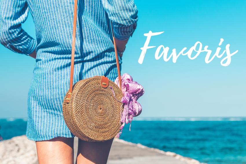 Favoris • Les soins de l'été (Juillet 2018)