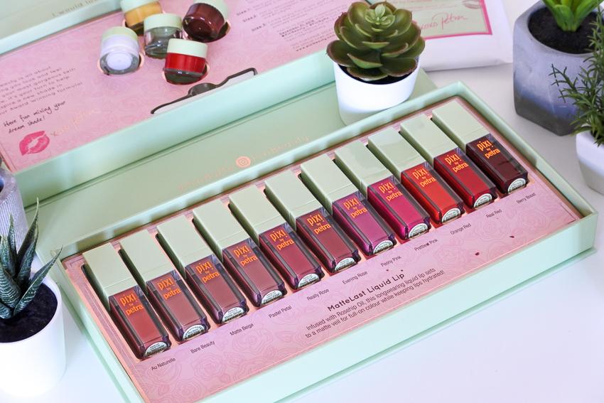 rouges à lèvres Pixi Beauty