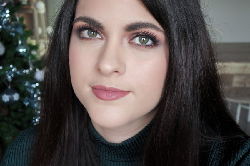 Tutoriel • Smoky eyes taupe violet