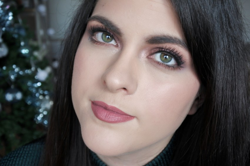 TUTORIEL : SMOKY EYES TAUPE VIOLET