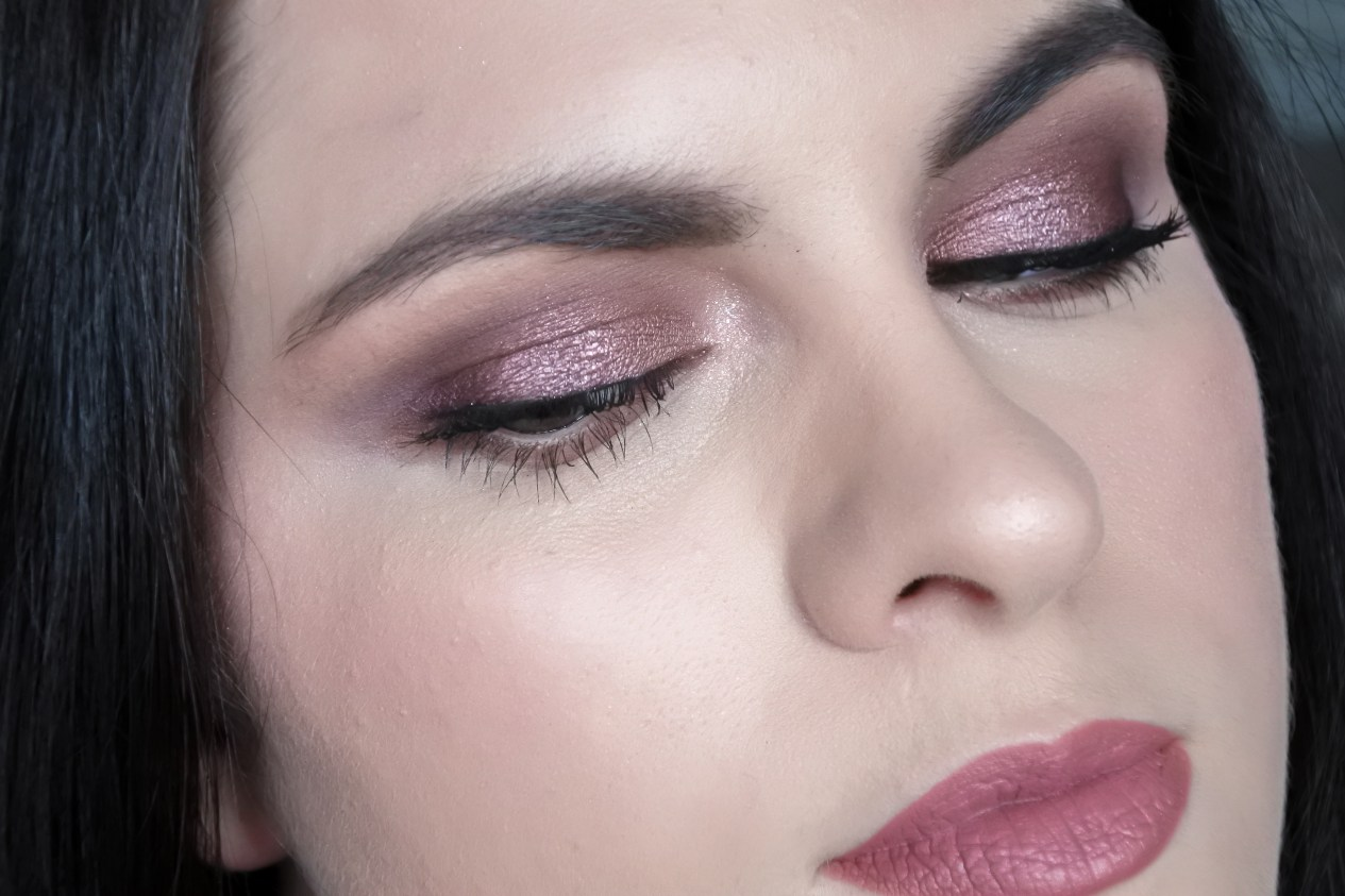 maquillage taupe