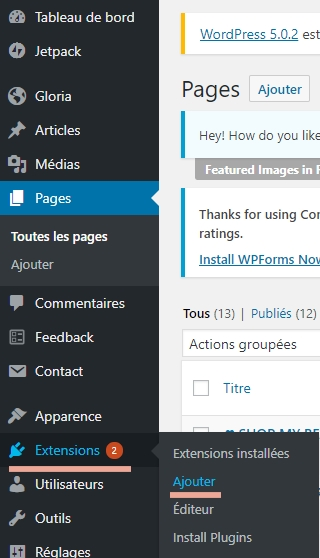 plugins indispensables wordpress