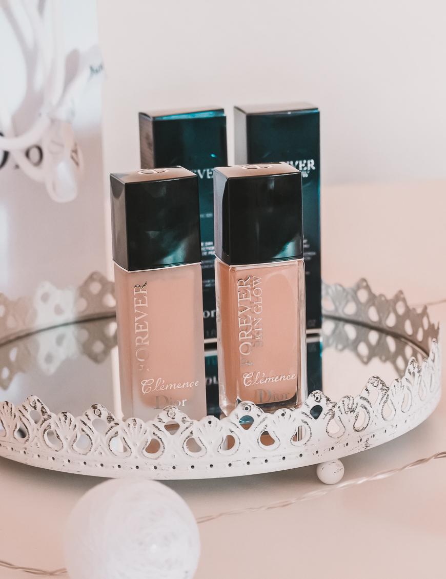 Les nouvelles formules du fond de teint Dior Forever