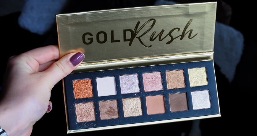 palette gold rush