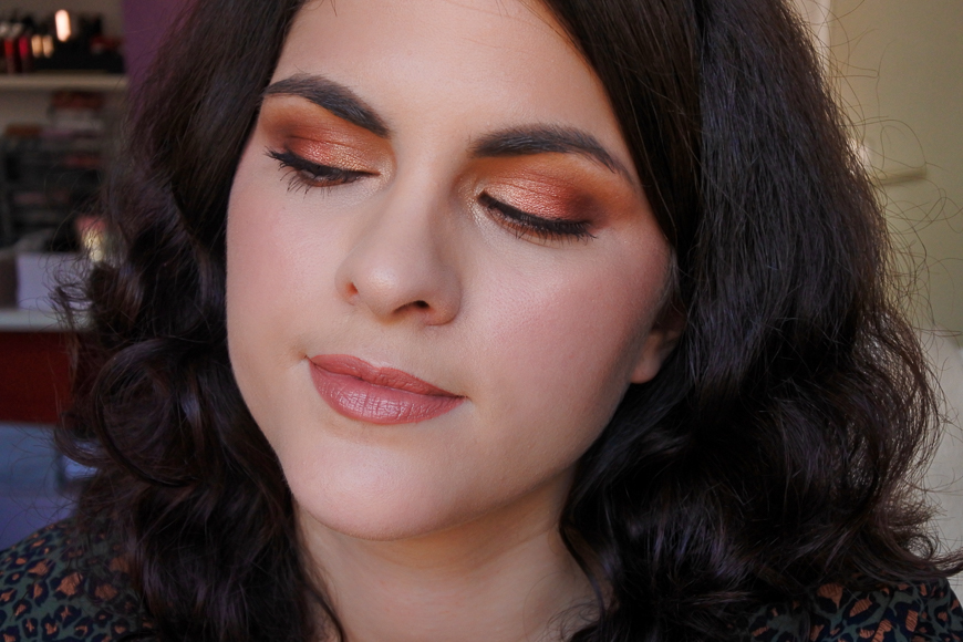 Tutoriel • Amber Neutrals avec la palette Dior Backstage