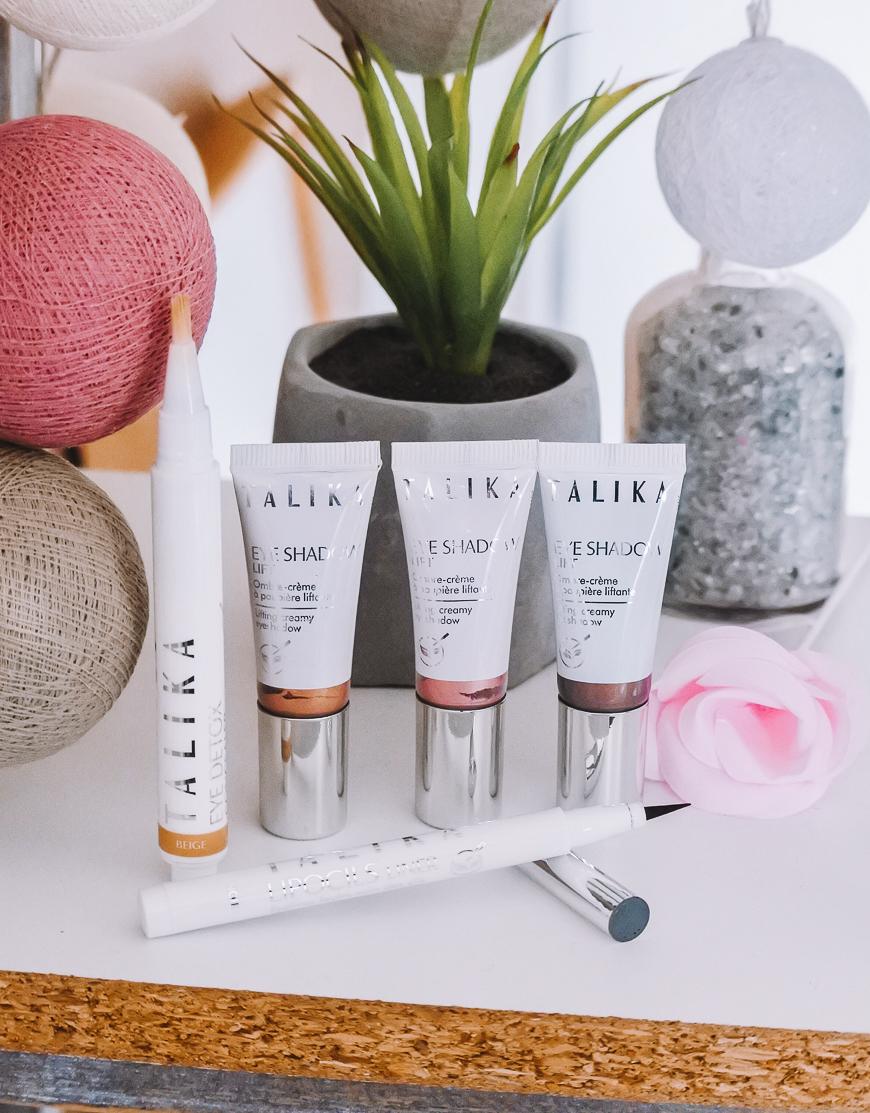 Le maquillage Talika : soin et esthétique en même temps ?