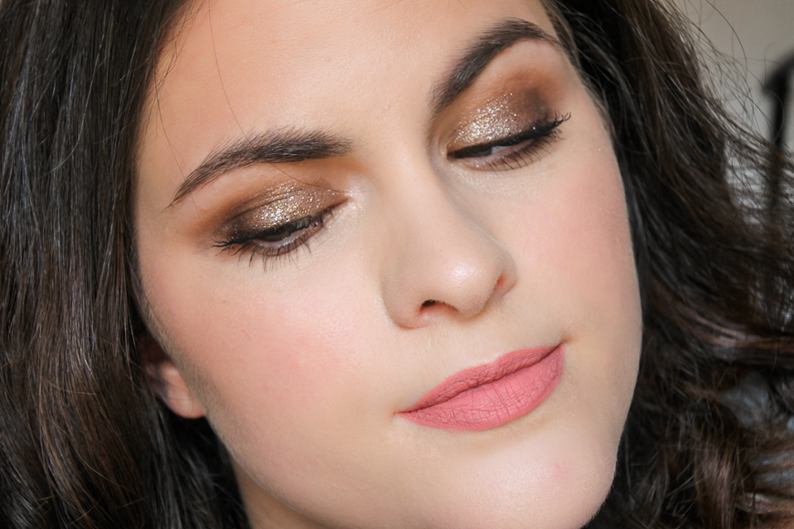 smoky eyes marron