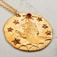 Médaille signe astrologique Maje