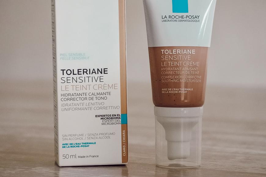 teint crème Tolériane Sensitive