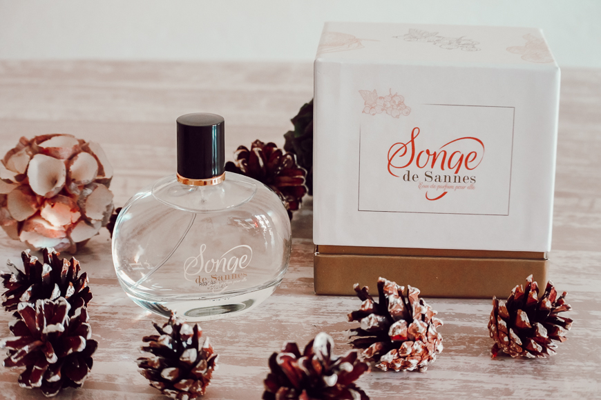 Parfum Songes de Sannes Lothantique
