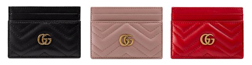 porte-cartes Gucci