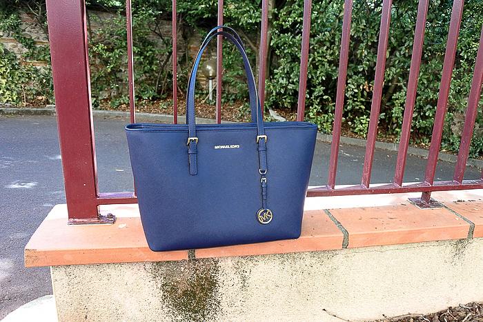 grand sac bleu