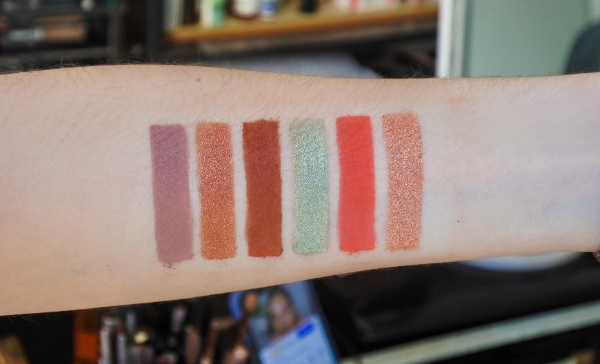 palettes sananas Sephora collection