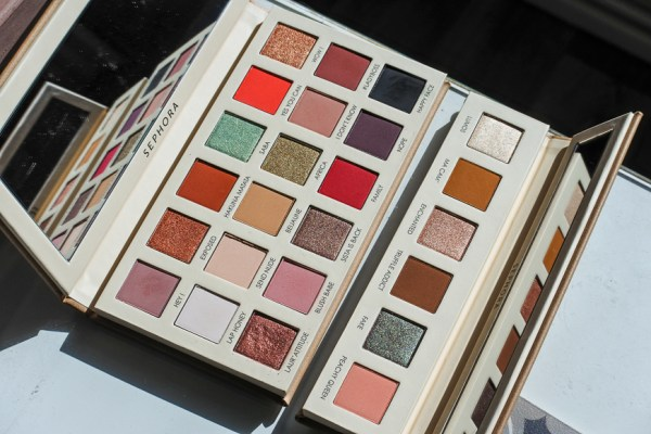 palettes sananas Sephora collection