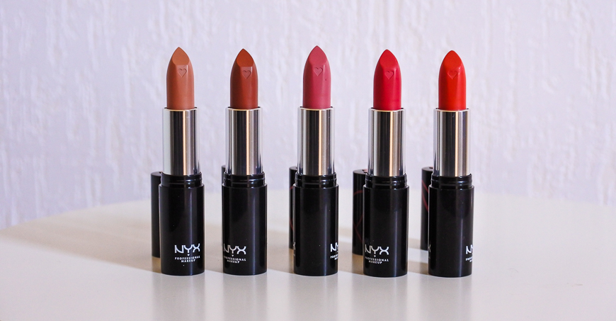 lipstick Shout Loud NYX