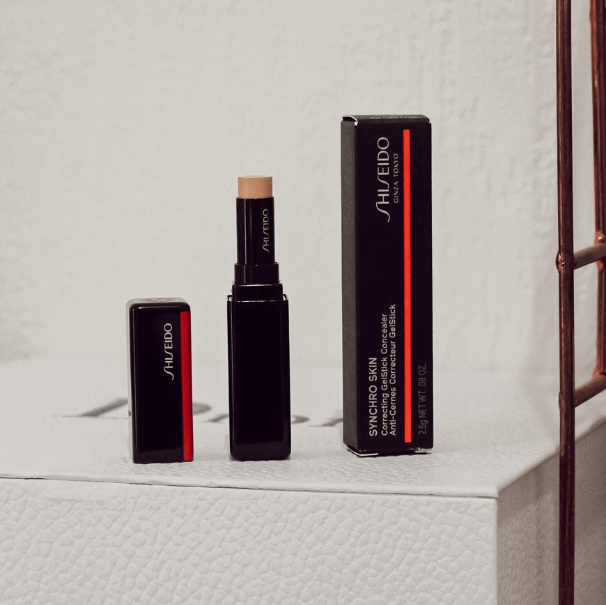 routine teint parfait Shiseido